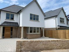Stone Exterior Houses, Cottage Exterior, Dream House Exterior, Exterior House Colors, Bungalow Exterior, House Exteriors, Upvc Sash Windows, House Windows, Grey Windows