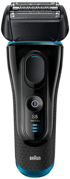 schwarz//r Reisebeutel Elektrorasierer Braun 5030s Series 5 Präzisionstrimmer