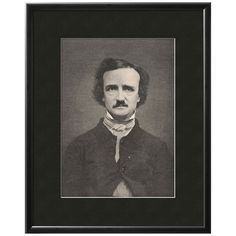 I pinned this Edgar Allen Poe - ART.com from the Edgar Allan Poe event at Joss and Main!