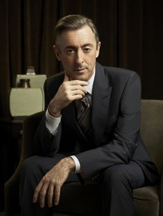 The Good Wife: Alan Cummings as Eli Gold is a scene stealer!   See you this summer, Alan, on Masterpiece Mystery!