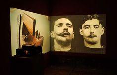 Kader Attia. Open Your Eyes. 2010. seen at the MOMA