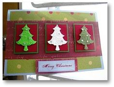 Make christmas cards from photos - 3 PHOTO!