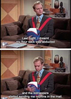 This is one of my favorite Niles Crane scenes.