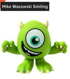Mike smiling mini