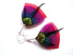 feather earrings 14