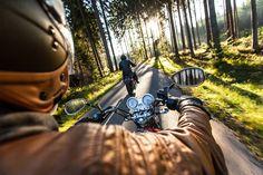 Motorcycle Travel Myths