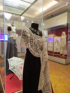 Музей кружева Вологодской области - Хроника