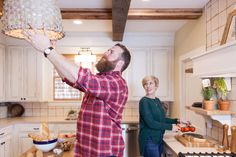 Home Town's Erin and Ben Napier welcome a new military family to town and help them transform a plain, drab box of a house into a home with loads of charm and a European soul.