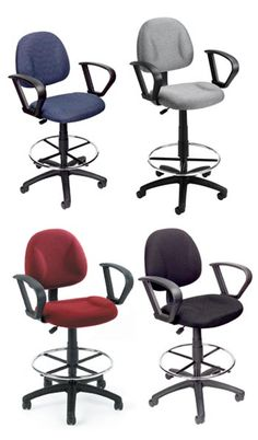 Boss B1617 - Multi-function Drafting & Medical Stools Chairs $126.32