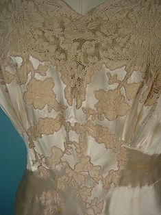 c319f2d1bb Antique Dress - Item for Sale Lace Nightgown