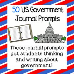 Middle School and Up: Not the same one as before! But again this is journal prompts, but this time they are for the US only. Journaling works for some but not for everyone, it just depends on the person.