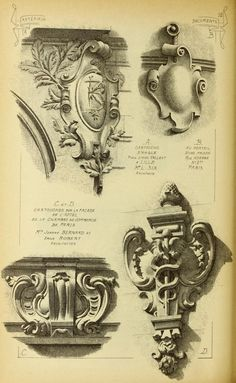 more@ - v3 - 1914-15 Materials & documents of architecture and sculpture : A reissue of Matériaux et documents d'architecture et de sculpture 1872-1914