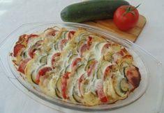 Burgonyával rakott cukkini Vegetable Recipes, Vegetarian Recipes, Cooking Recipes, Healthy Recipes, Zucchini, Cooking For Dummies, Great Recipes, Favorite Recipes, Czech Recipes