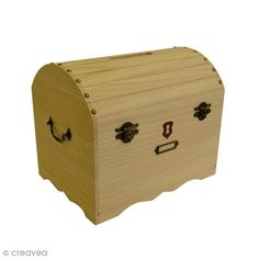 Compra nuestros productos a precios mini Urna cofre pirata para decorar - 32 x 22,5 x 25 cm - Entrega rápida, gratuita a partir de 89 € !