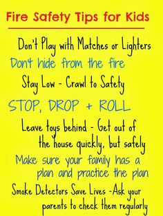 #FirePreventionWeek: #FireSafetyTips + Our Favorite Books and Activities for Fire Prevention Week