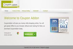 CouponAddon is a nasty adware program that has the ability to modify settings of the internet browsers including home page, new tab and the default search engine of the most popular browsers, including Internet Explorer, Google Chrome and Mozilla Firefox.