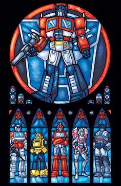 Optimus Prime <3