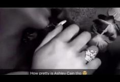 Ex On The Beach?s Ashley Cain Gets Steamy With Chloe Khan On Snapchat | MTV UK