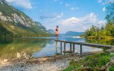 lake bohinj slovenia female solo travel backpacking europe hacks tips and tricks Bohinj, Backpacking Europe, Ways To Save Money, Travel Backpack, Solo Travel, Hacks, Female, Tips, Backpacking