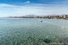 It's a gorgeous day in Dahab   by Peter Truckle