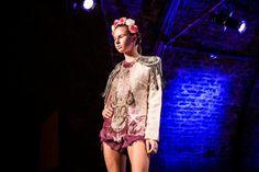 Sofia Juanne @ NIGHTWALK 2014  The Arches, Glasgow  #fashion #events #catwalk