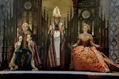 Reign - queen Mary and Francis