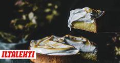 Ihan kokonaan ei leipomon perustamisesta voi kiittää sitruunapiirakka, vaikka se onkin Teemu Auran mukaan tajunnanräjäyttävä. Cheesecake, Baking, Desserts, Tailgate Desserts, Deserts, Cheesecakes, Bakken, Postres, Dessert