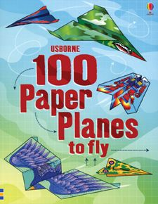 Be the residnet expert to your kid or grandkid on building paper air planes.  Check out this how to book!