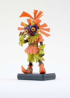 The statue with the Majora's Mask 3D pre-order actually looks very nice. I need to pre-order Majora's Mask