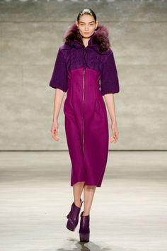 Son Jung Wan Ready To Wear Fall Winter 2015 New York - NOWFASHION