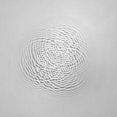 """ Loris Cecchini Gaps (airborne), 2010 Polyester resin, paint Courtesy: the artist and Galleria Continua San Gimignano / Beijing / Le Moulin. Copyright: Adagp, 2012. """
