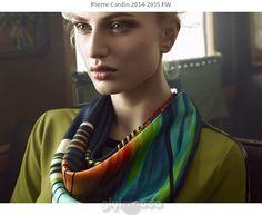 #pierrecardinscarves 2014-15 fw  => http://www.giyimvemoda.com/pierre-cardin-esarp-2014-2015-sonbahar-kis-modelleri.html