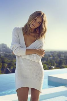 Rosie Huntington-Whiteley for harper by Harper's BAZAAR; see the full fashion shoot here: