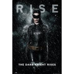 BATMAN THE DARK KNIGHT RISES Catwoman Rise