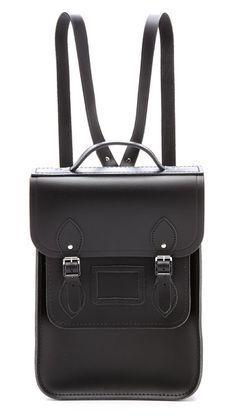 1d682a3ec161 Cambridge Satchel Portrait Backpack - hidesign handbags
