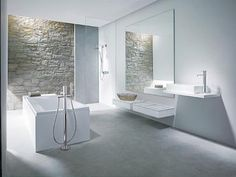 Render fotorealistici bagni moderni Cubik by Idea Group  Render Bagni ...