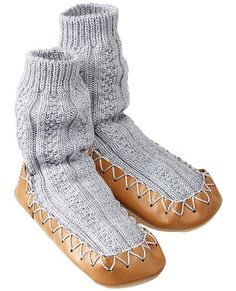 Swedish Slipper Moccasins | Babies Socks, Shoes & Tights