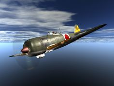 Japanese Fighter Aircraft 2