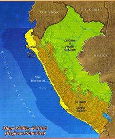 PARA MIS TAREAS: MAPA DE LAS REGIONES NATURALES DEL PERÚ http://paramitarea.blogspot.com/2011/07/mapa-de-las-regiones-naturales-del-peru.html