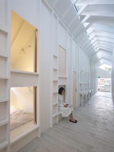 Koyasan Guest House in Koyasan | iGNANT.de http://www.ignant.de/2015/04/01/koyasan-guest-house-in-koyasan/