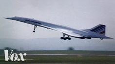 The History of the Concorde Supersonic Airplane and Why It Failed