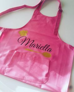 Check out this item in my Etsy shop https://www.etsy.com/uk/listing/552440701/kids-apron-custom-name-chefs-design