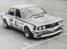 It was E12 530 MLE. The 530 Motorsport Limited Edition was homologation special for competing in South African 'The Star Modified Production Series' which was the most prestigious saloon racing series in the country at the time.