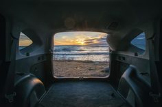 If only you could pack the waves and sunset into the Honda CR-V and take them home with you.