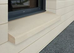 Find your other structural elements easily amongst the 375 products from the leading brands (Rehau, Corradi, SOLARLUX, .) on ArchiExpo, the architecture and design specialist for your professional purchases. Exterior Window Sill, Windows And Doors, Window Treatments, Window Trims, Tile Floor, Concrete, West Cork, New Homes, Rustic