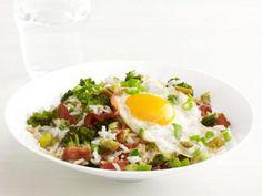 Bacon and Broccoli Rice Bowl