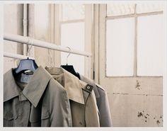 Inside Martin Margiela's All-White Maison