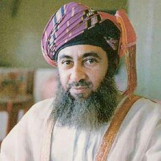 Sultan Said  bin Timor -Father of Sultan Qaboos