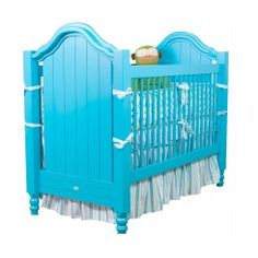 Newport Cottages Cape Cod Beadboard Crib