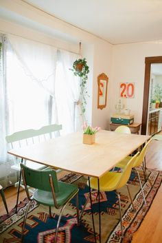 """Rachel & Brett's """"Resourcefully Chic"""" Family Home House Tour   Apartment Therapy"""